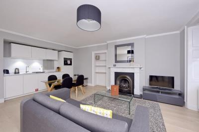 Classic One Bedroom Apartment - Hill Street