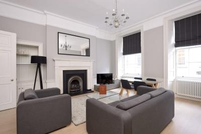 Superior One Bedroom Apartment - Hill Street