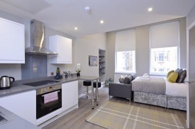 Classic Studio Apartment - Nelson Mandela Place