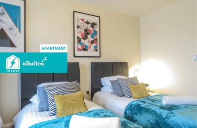 Tudors eSuites 2 Bed Apartment in Central Location 125L